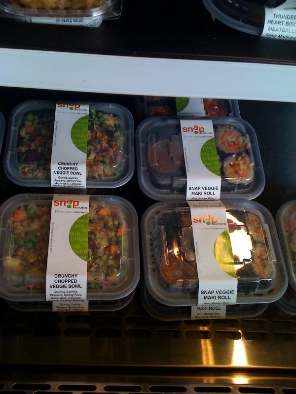 Austin: Snap Kitchen Update  